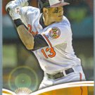 2014 Topps Baseball The Future is Now Manny Machado (Orioles) #FN-23