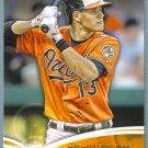2014 Topps Baseball The Future is Now Manny Machado (Orioles) #FN-24