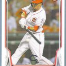 2014 Bowman Baseball Rookie David Holmberg (Reds) #218