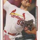 2014 Topps Baseball Future Stars Michael Wacha (Cardinals) #414