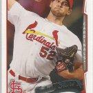 2014 Topps Baseball Future Stars Shelby Miller (Cardinals) #528