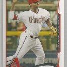 2014 Topps Baseball B.J. Upton (Braves) #621