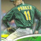 2014 Topps Baseball The Future is Now Jarrod Parker (Athletics) #FN-50