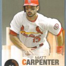 2014 Topps Baseball Saber Stars Matt Carpenter (Cardinals) #SST-6