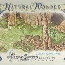 2014 Topps Allen & Ginter Baseball Natural Wonder Luray Caverns #NW-17