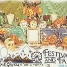 2014 Topps Allen & Ginter Festivals and Fairs Dia De Los Muertos #FAF-08