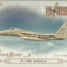 2014 Topps Allen & Ginter Air Supremacy F-15C Eagle #AS-13