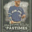2014 Topps Allen & Ginter Baseball Pastimes Jose Reyes (Blue Jays) #PP-JR
