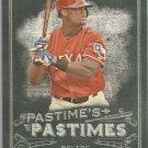 2014 Topps Allen & Ginter Baseball Pastimes Adrian Beltre (Rangers) #PP-AB