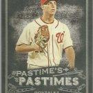 2014 Topps Allen & Ginter Baseball Pastimes Gio Gonzalez (Nationals) #PP-GG
