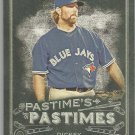 2014 Topps Allen & Ginter Baseball Pastimes R.A. Dickey (Blue Jays) #PP-RD