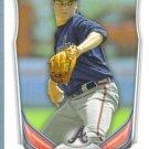 2014 Bowman Baseball Prospect Jason Hursh (Braves) #BP1