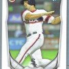 2014 Bowman Baseball Prospect Chris Bostick (Rangers) #BP78