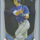 2014 Bowman Baseball Chrome Prospect Devon Travis (Tigers) #BCP33