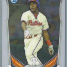 2014 Bowman Baseball Chrome Prospect Jordan Paroubeck (Padres) #BCP58