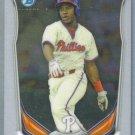 2014 Bowman Baseball Chrome Prospect Akeel Morris (Mets) #BCP98