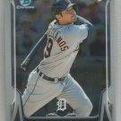 2014 Bowman Chrome Baseball Rookie Nick Castellanos (Tigers) #2