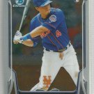 2014 Bowman Chrome Baseball Rookie Wilmer Flores (Mets) #15