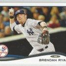 2014 Topps Update & Highlights Baseball Francisco Cervelli (Yankees) #US73
