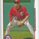 2014 Topps Update & Highlights Baseball Jeff Baker (Marlins) #US122