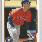 2014 Topps Update & Highlights Baseball Rookie Jon Singleton (Astros) #US150