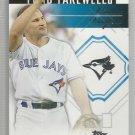 2014 Topps Update & Highlights Baseball Fond Farewells Omar Vizquel (Blue Jays) #FF-OV