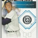 2014 Topps Update & Highlights Baseball Fond Farewells Al Kaline (Tigers) #FF-AK