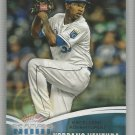 2014 Topps Update & Highlights Baseball The Future is Now Yordano Ventura (Royals) #FN-YV2