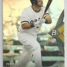 2014 Bowman Platinum Pedro Alvarez (Pirates) #67
