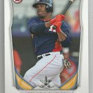 2014 Bowman Draft Picks & Prospects Top Prospect James Ramsey (Indians) #TP-68