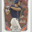 2014 Bowman Draft Picks & Prospects Draft Pick Garrett Fulenchek (Braves) #DP72