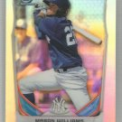 2014 Bowman Draft Picks & Prospects Chrome Refractor Top Prospect Mason Williams (Yankees) #CTP-64
