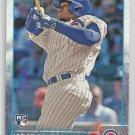 2015 Topps Baseball Rookie Jorge Soler (Cubs) #108