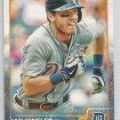 2015 Topps Baseball Manny Machado (Orioles) #136