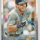 2015 Topps Baseball Jesse Chavez (Athletics) #155