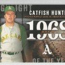 2015 Topps Highlight of the Year 1968 Catfish Hunter (Athletics) #H-16