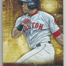 2015 Topps Baseball Ar-che-types Yoenis Cespedes (Red Sox) #A-6