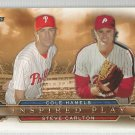 2015 Topps Inspired Play Cole Hamels & Steve Carlton (Phillies) # I-5