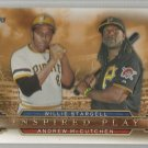 2015 Topps Inspired Play Willie Stargell & Andrew McCutchen (Pirates) # I-15