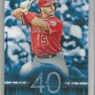 2015 Topps Baseball Free Agent 40 Albert Pujols (Angels) #F40-1