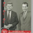 2015 Topps Baseball History 1960 Richard Nixon vs John F Kennedy Debate #4A