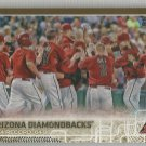 2015 Topps Baseball GOLD Arizona Diamondbacks (Diamondbacks) #265 #'d 0663/2015