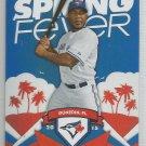 2015 Topps Baseball Spring Fever Edwin Encarnacion (Blue Jays) #SF-34