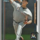 2015 Bowman Baseball Chrome Prospect Jorge Lopez (Brewers) #BCP39