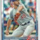 2015 Topps Baseball Chase Anderson (Diamondbacks) #506