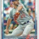 2015 Topps Baseball Jake Arrieta (Cubs) #555