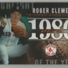 2015 Topps Baseball Highlight of the Year Roger Clemens (Red Sox) #H-51