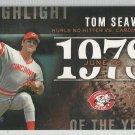 2015 Topps Baseball Highlight of the Year Tom Seaver (Reds) #H-48