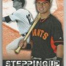 2015 Topps Baseball Stepping Up Joe Panik (Giants) #SU-19