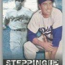 2015 Topps Baseball Stepping Up Duke Snider (Dodgers) #SU-2